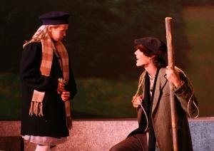 Mary meets Dickon