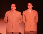 """Soldiers sing """"The House on a Hill"""""""